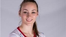 Volley: A1 Femminile, a Firenze la tedesca Louisa Lippmann