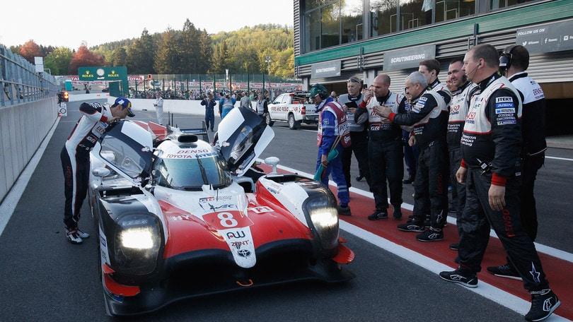 WEC, Alonso trionfo a Spa all'esordio