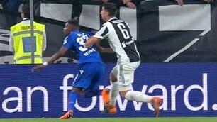 Khedira su Keita: il Bologna protesta sul secondo gol