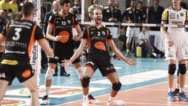 Volley: A2 Maschile, Finale Play Off: Siena espugna Spoleto e va 2-0