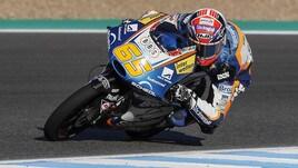 Moto3 Spagna: trionfa Oettl, Bezzecchi primo in classifica