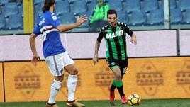 Serie A Sassuolo-Sampdoria, probabili formazioni e tempo reale alle 18. Dove vederla in tv