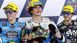 Moto2 Spagna: vince Baldassarri, Bagnaia resta primo in classifica