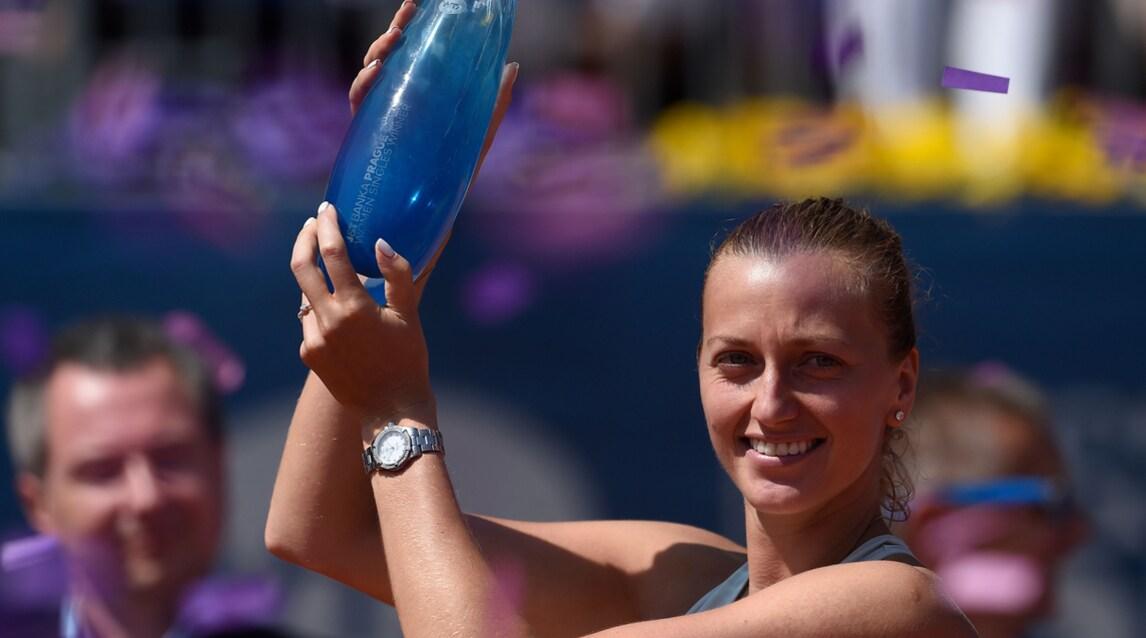 In finale la tennista cecasupera in rimonta, dopo oltre due ore e un quarto di lotta, la romena Buzarnescu.Per la 28enne di Bilovec è il 23º titolo in carriera e il terzo successo stagionale