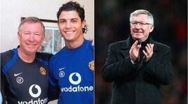 I tweet per Sir Alex Ferguson: «Sii forte Boss, torna presto»