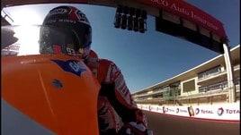 Moto Gp, Marquez vince in Spagna