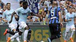 Serie A, l'Atalanta frena la Lazio: 1-1 all'Olimpico