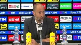 Udinese, Tudor zittisce chi parla in conferenza