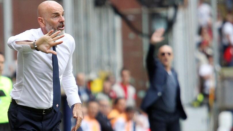 Serie A, Pioli: «Fiorentina, puoi fare qualcosa di straordinario»