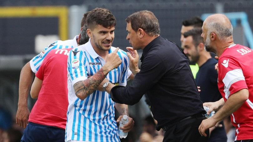 Serie A Spal, Semplici: «Volevamo i tre punti a tutti i costi»