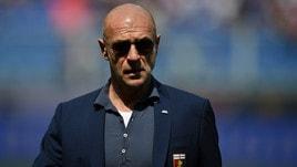 Serie A Genoa, Ballardini: «I tifosi del Benevento migliori in campo»