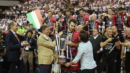 Volley: Superlega, Perugia scrive la storia: conquistato il primo scudetto