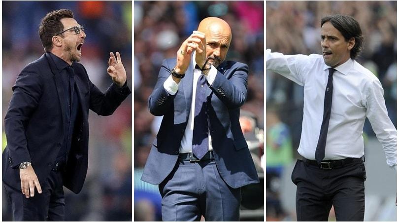 Champions, la volata: alla Roma basta un pari. Lazio: due punti ok se...