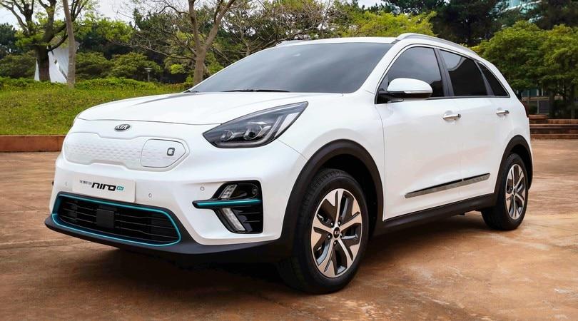 Kia Niro EV, il Suv elettrico compatto arriva nel 2019