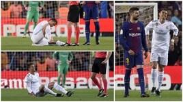 Ronaldo ko nel Clasico: rischia la finale di Champions?