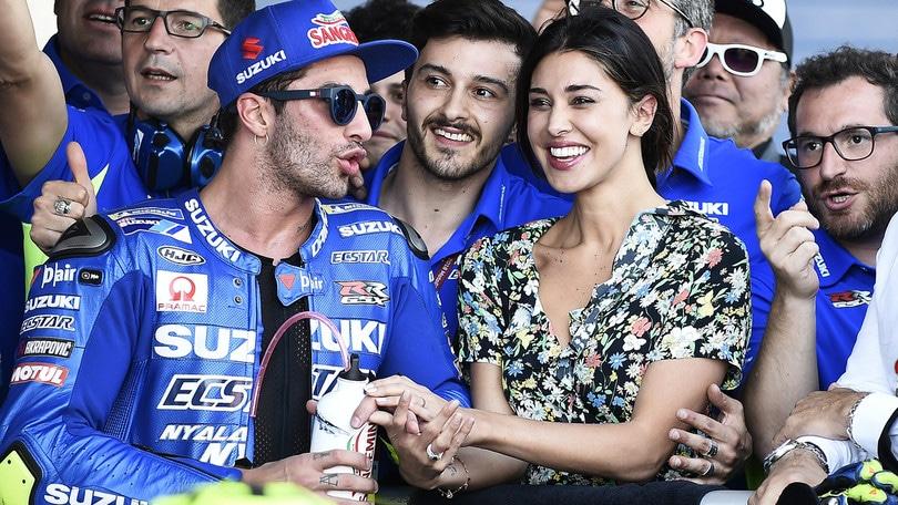 MotoGp Spagna, Iannone: «Siamo stati fortunati»