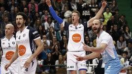 Volley: A2 Maschile, martedì sera Siena può festeggiare ma Spoleto c'è ancora