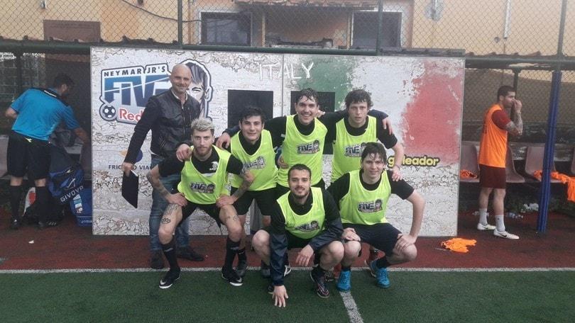 Neymar Jr's Five, a Roma vincono gli Everton