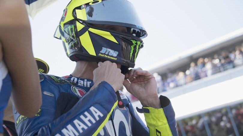 MotoGp Yamaha, Rossi: «Sulla carta dovremmo essere veloci»