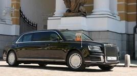Korthez, la super limousine di Putin