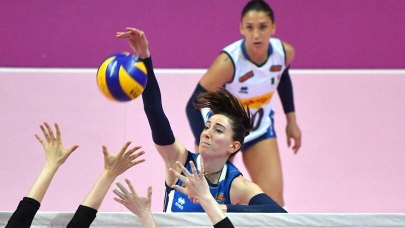 Volley: Nazionale Femminile, l'Italia stecca la prima col Giappone