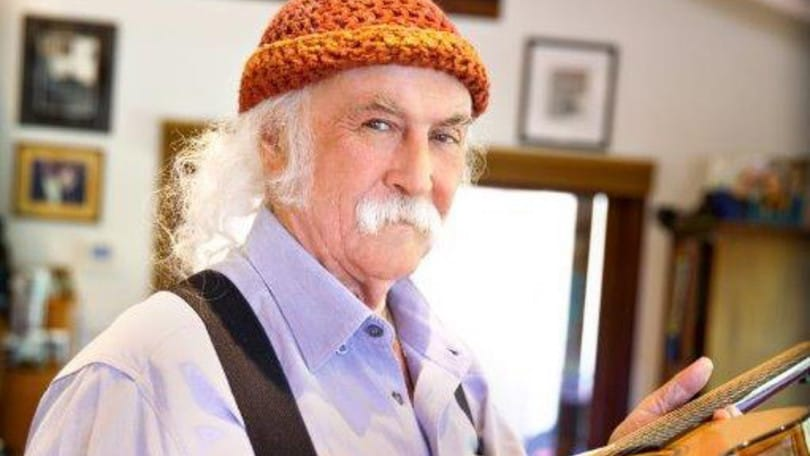 David Crosby pronto al ritorno in Italia