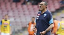 Napoli, Pierpaolo Marino: «Sarri andrà via, per il dopo suggerisco Gasperini»