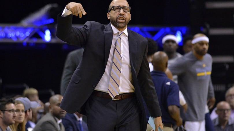 NBA, i Knicks ripartono da coach Fizdale