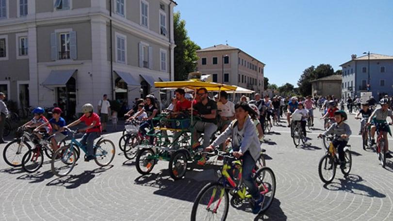 Bicincittà 2018 - Uisp: domenica 13 maggio si pedala in 74 città