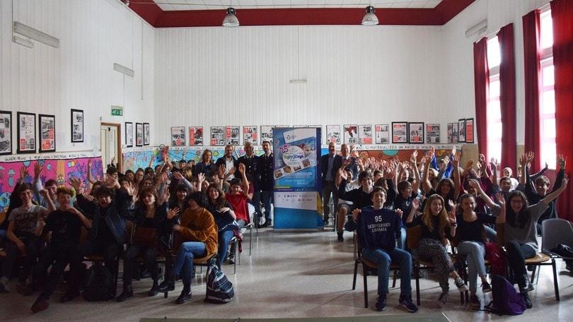 Volley: Volley Scuola porta la lotta al bullismo al Liceo Manara