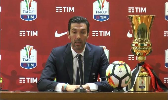"Buffon: ""Futuro? Incontrerò presidente"""
