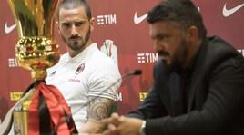 Gattuso: «La Coppa Italia vale come la Coppa del Mondo»