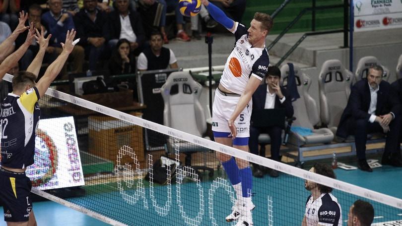 Volley: A2 Maschile, Siena festeggia la promozione in Superlega