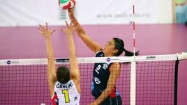 Volley: A1 Femminile, Yamila Nizetich primo rinforzo di Novara