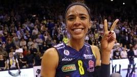 Volley: A1 Femminile, Monza che colpo, arriva Rachael Adams
