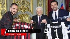 Coppa Italia, Juventus-Milan: una finale da ricchi