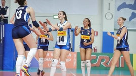Volley: sorteggiati i gironi degli Europei Under 19 F. e Under 20 M.