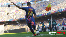 PES 2019 disponibile dal 30 agosto!