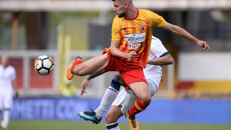 Serie A Benevento, Tosca e Djimsiti tornano in gruppo