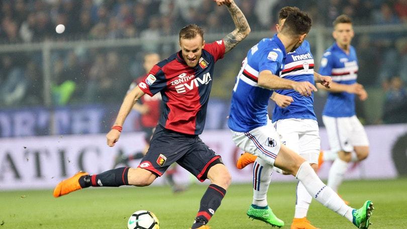 Serie A Genoa, differenziato per Rigoni