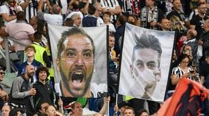 Juventus, tifosi all'Olimpico: obiettivo quarta Coppa Italia di fila