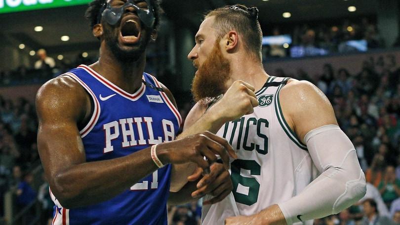 Tatum elimina i Sixers, i Celtics ora sfidano LeBron