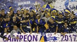 Il Boca Jr di Tevez campione per il secondo anno di fila!