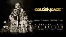 Il 9 giugno c'è The Golden Cage