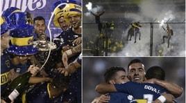 "Juventus ""contagiosa"": Tevez bicampione con il Boca"