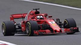 F1, Gp Spagna: Hamilton alla carica