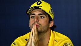 F1 Spagna, Sainz: «Vincere qui sarebbe favoloso»