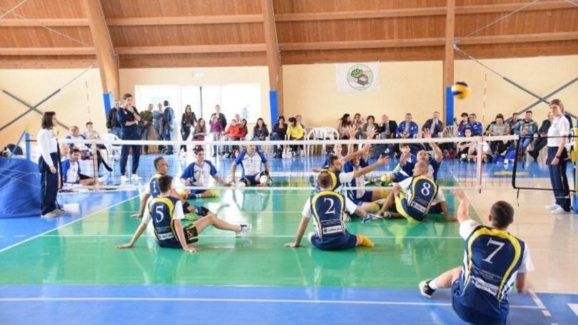 Sitting Volley: resi noti calendario e sedi del 2° campionato italiano