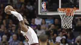 Basket, Nba: Cleveland a quota finale contro Boston