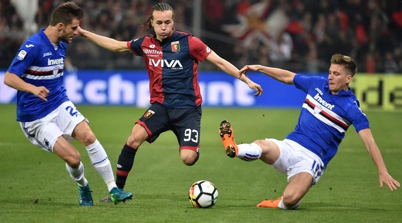 Calciomercato Sampdoria, Ferrero: «Bereszynski e Praet non sono in vendita»